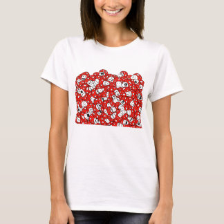 Crazy Mushrooms T-Shirt