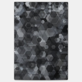 Crazy Octagon Abstract Post-it® Notes
