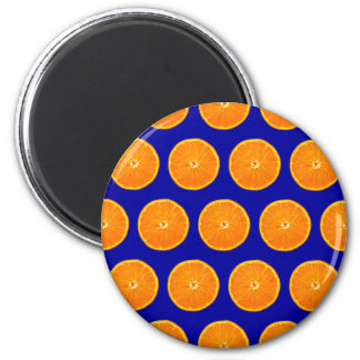 Crazy on Clementines - Blue Magnet