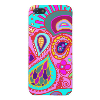 Crazy Paisley Pink, Pink, Pink!!!  Fuschia CASE