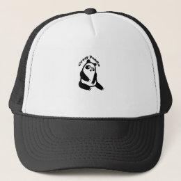 Crazy Panda Trucker Hat