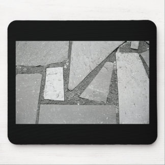 Crazy Paving Mouse Pad