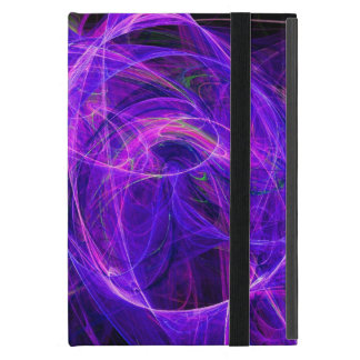 CRAZY PHOTON pink blue iPad Mini Covers