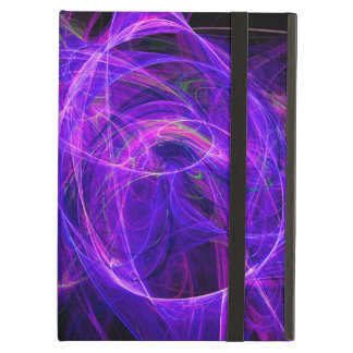 CRAZY PHOTON purple blue Case For iPad Air