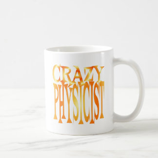 Crazy Physicist Coffee Mug