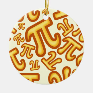 CRAZY PI NUMBERS - NUMBER PI - MATHS - YELLOW