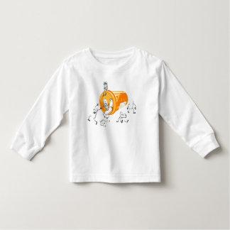 Crazy pills toddler t-shirt