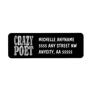 Crazy Poet in Silver Label