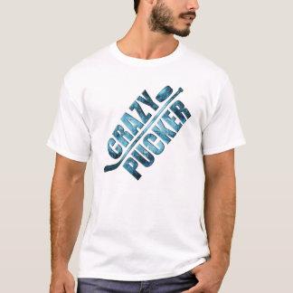 Crazy Pucker (Hockey) T-Shirt