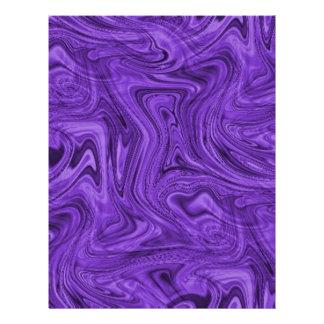 crazy_purple_swirlz membretes personalizados