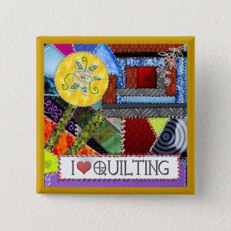 crazy quilt button
