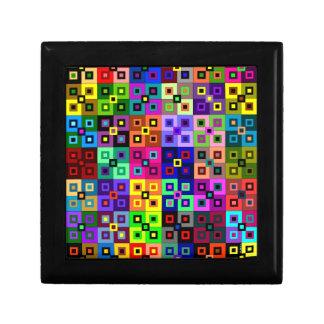 Crazy Quilt Gift Box