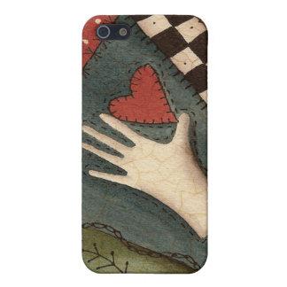 Crazy Quilt IPhone cover