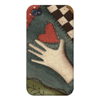Crazy Quilt IPhone cover iPhone 4/4S Covers