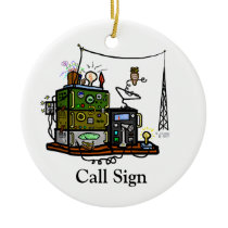 Crazy Radios and Owl Ornament to Customize