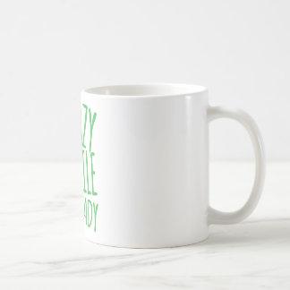 crazy reptile lady coffee mug