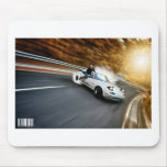 Crazy Roadster Drifter Mouse Pad