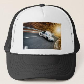 Crazy Roadster Drifter Trucker Hat
