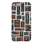 Crazy Robot Friends iPhone 6 case