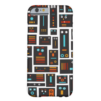 Crazy Robot Friends iPhone 6 Case