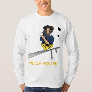 CRAZY ROLLER PLAYERAS