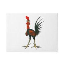 Crazy Rooster Doormat