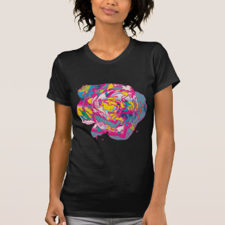 Crazy Rose T-Shirt