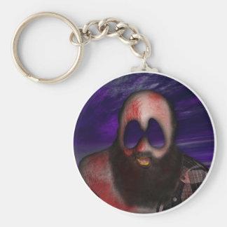 Crazy Scary Bum Keychain
