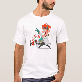 crazy scientist T-Shirt