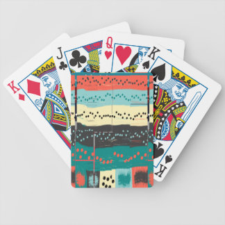 Crazy Sheet Music by Shirley Taylor Bicycle Playing Cards