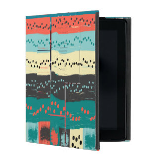Crazy Sheet Music by Shirley Taylor iPad Case