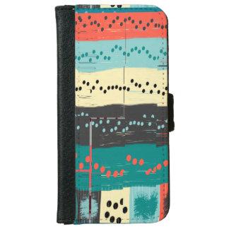 Crazy Sheet Music iPhone 6 Wallet Case