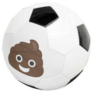Crazy silly brown poop emoji soccer ball r3a85355374c14418af73a83c1139faf6 jfas9 307