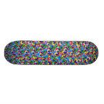 CrAzY SK8 Skate Board Deck