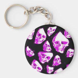 crazy skulls keychains