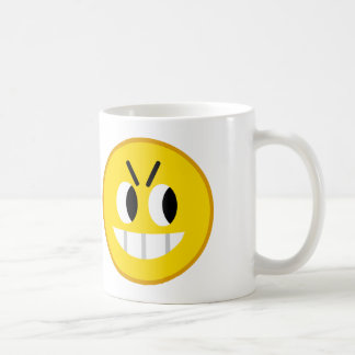 Crazy smile classic mug