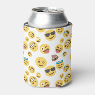Crazy Smiley Emojis Can Cooler