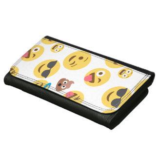 Crazy Smiley Emojis Wallet