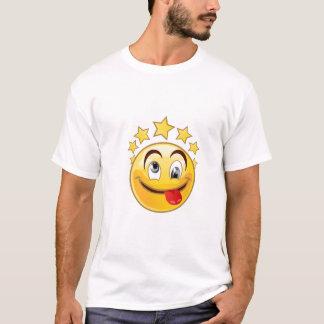 Crazy smiley shirt