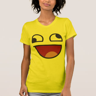 Crazy Smiley T-Shirt