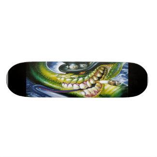 Crazy Snake Skateboard