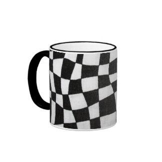 Crazy Squares Mug