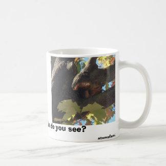 crazy squirrel, I like squirrels,Do you like sq... Coffee Mug