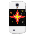 Crazy Stars Galaxy S4 Cases