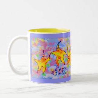 Crazy Stars Jelly Beans Mugs
