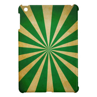 Crazy Sun Sprite Wow Bang Texture Green Case For The iPad Mini