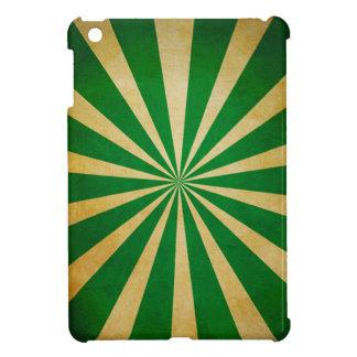 Crazy Sun Sprite Wow Bang Texture Green Case For The iPad Mini
