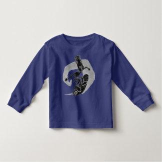 Crazy Surfer Toddler T-shirt