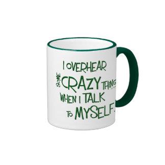 Crazy Talk Mug