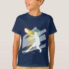 Crazy Tennis T Shirt for boys